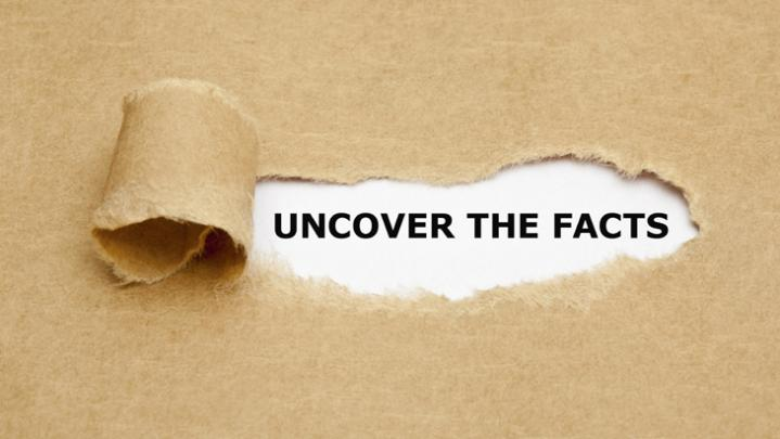uncover the facts 0