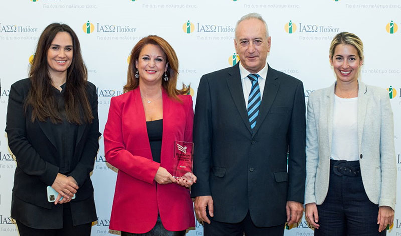 iaso award